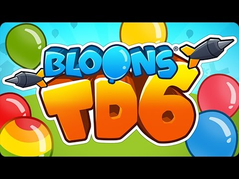 BLOONS TD6 ANNOUNCED! - New Features and Towers?!?