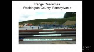 Producing Natural Gas From Shale: Opportunities and Challenges of A Major Energy Source