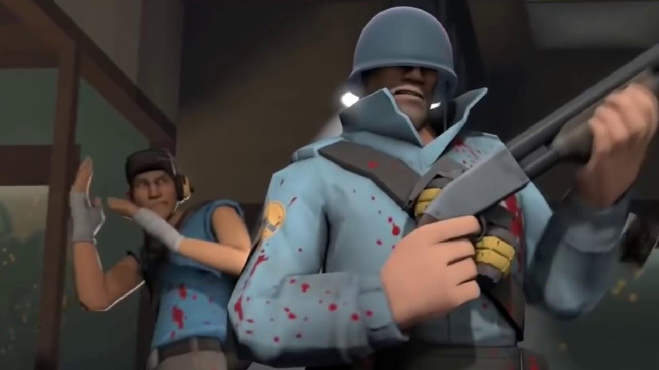 Spy says the n word YTP - YouTube