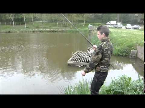 Je veux mais la pêche