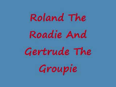 Dr Hook Roland The Roadie And Gertrude The Groupie.wmv