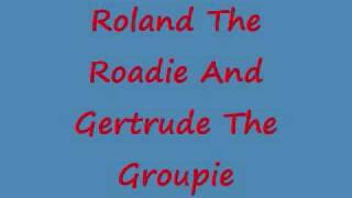 Watch Dr Hook Roland The Roadie And Gertrude The Groupie video