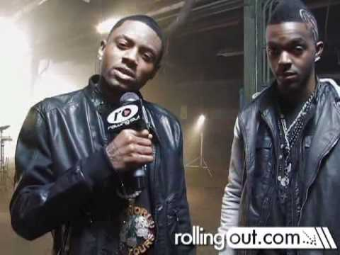 Roscoe Dash & Soulja Boy  All The Way Turnt Up