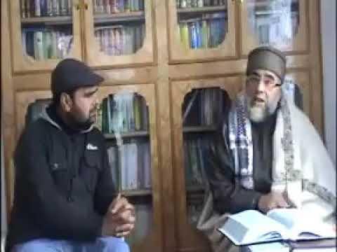 EK Mulaqat With Mulana Mushtaq Ahmed Khan