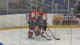 RIT Men's Hockey Highlights at Mercyhurst, 1-16-18