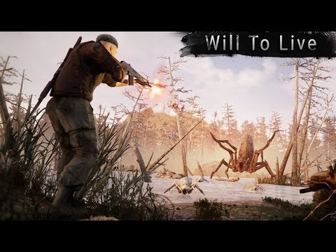 Will To Live (Gameplay) PVP Action