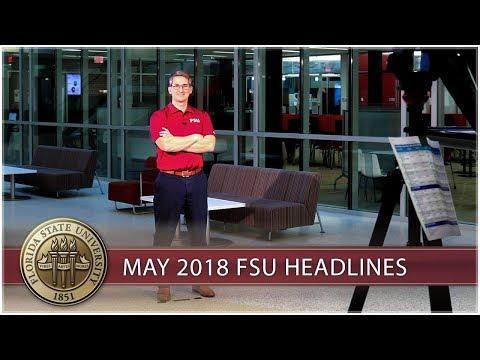 FSU Headlines: May 2018