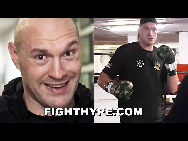tyson-fury-sends-deontay-wilder-a-rematch-message-back-in-gym-staying-sharp-in-shape