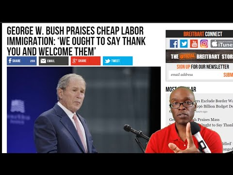 """George W Bush Says There Is """"Clear Evidence"""" of Russian Election Interference, Praises DACA"""
