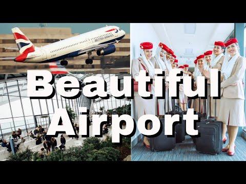 Flughafen Hamburg Airport Terminal 1 || Arrival & Departure || Hamburg Airport Tour