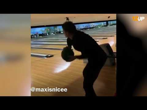 Bowling Trick Shots, Dirty Hockey Check, and an Amazing Basketball Steal