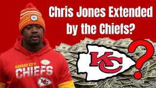 Chris Jones Begins Contract Talks With Chiefs! Will the Chiefs Sign Chris Jones?!? NFL News!