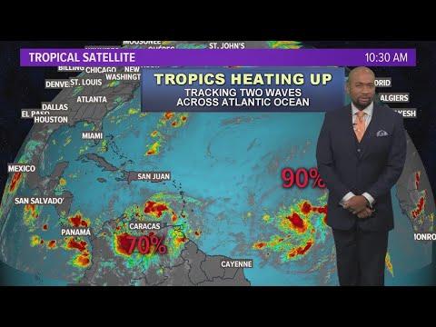 Hurricane Season: Tropical Storm Laura poses potential hurricane ...