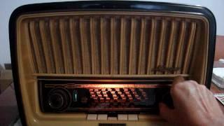 RADIO TELEFUNKEN ADAGIO FUNCIONANDO