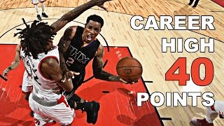 Eric Bledsoe Career High 40 Points In Win Over Toronto!