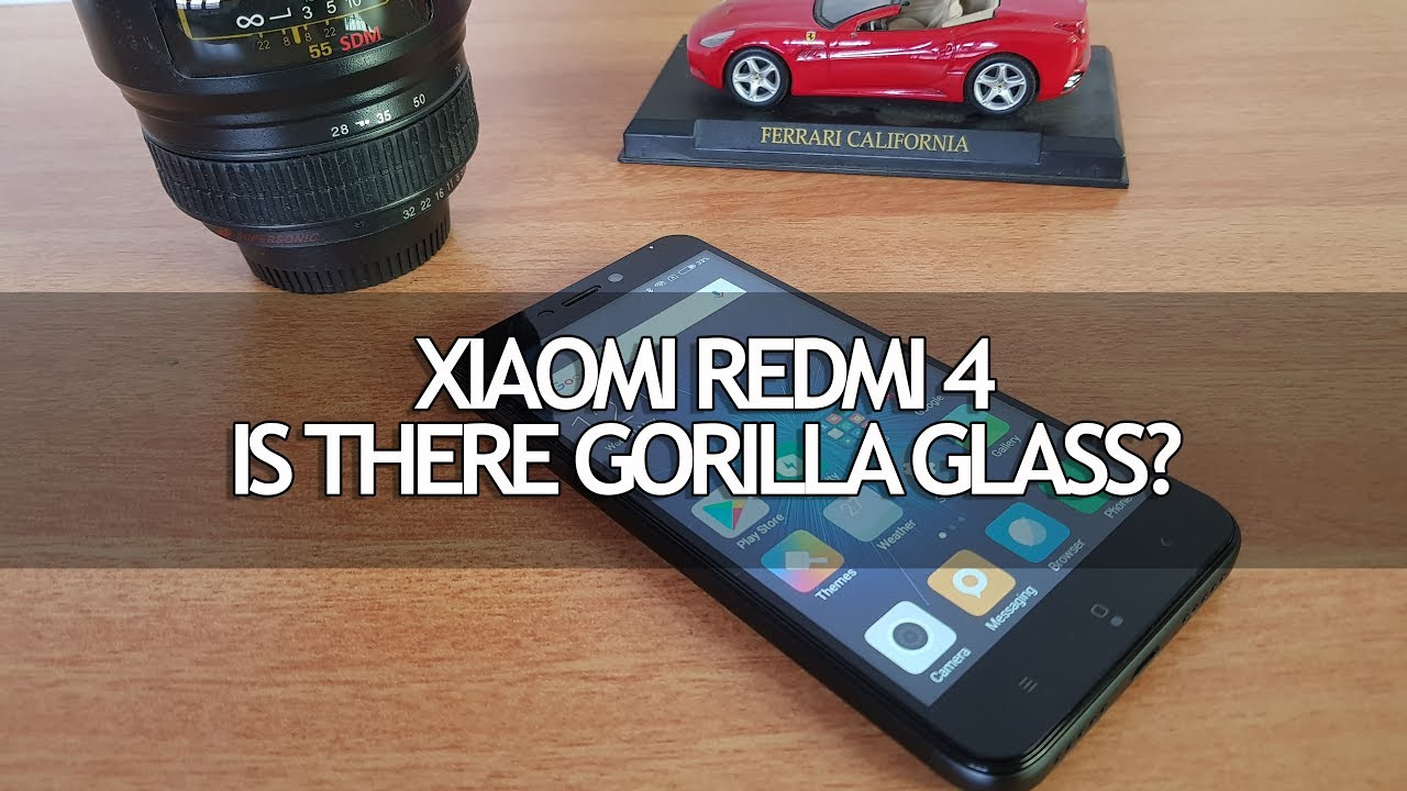 Xiaomi Redmi 4 Is There Corning Gorilla Glass Protection Youtube Casing Handphone Back Tempered Series For Note 2 Golden Free