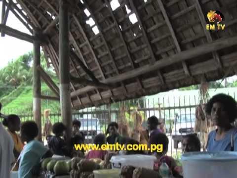 Lorengau Market
