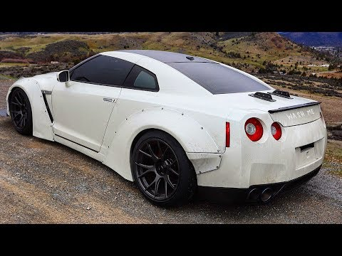 Rebuilding a R35 GT-R How Much Did It Cost?