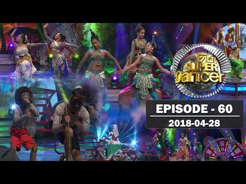 Hiru Super Dancer | Episode 60 | 2018-04-28