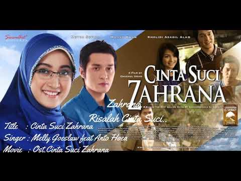 Original Soundtrack Film Cinta Suci Zahrana_Lirik