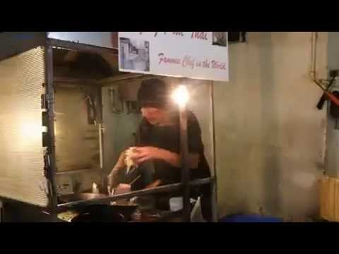 A taste of Thailand through street food