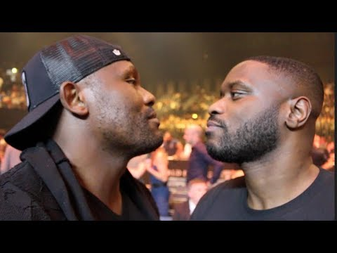 LEAVE IT YEAH DELBOY? - DERECK CHISORA GOES HEAD TO HEAD WITH LETHAL BIZZLE OVER HAYE-BELLEW BET!