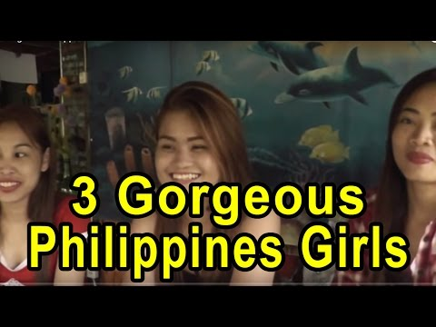 3 Gorgeous Philippines(Mindanao 2018 )Girls Chat About Dating And Stuff!