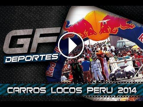 Download RED BULL CARROS  LOCOS  PERÚ 2014