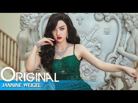 Jannine Weigel - Strangled Love (Official Music Video)