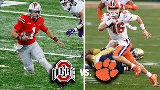 Ohio State Vs Clemson 2021 (Condensed)
