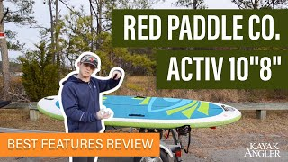 Reviewed: Red Paddle Co. Activ 10''8