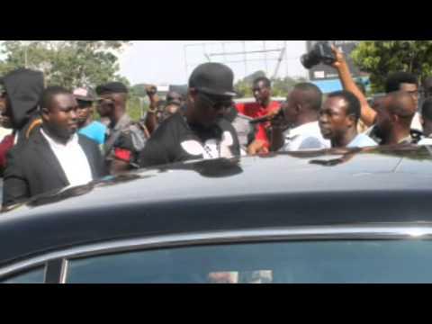 Don Jazzy and The Mavins arrive in Ghana for the 2015 Ghana Meets Naija Concert