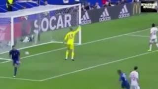 Italia 2 x 0 Espanha  GOLS  Eurocopa 2016