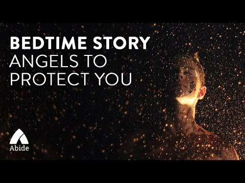 1 Hour Bedtime Story for Deep Relaxing Sleep: Angels to Protect You