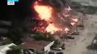 видео газовые баллоны взрывобезопасные