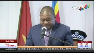Nego cios Moc ambique Eswatine  PR convida empresa rios do Reino a investirem no pai s