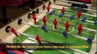 Foosball Soccer Tables - Durable - Sturdy - Quality Brands At Our Montreal And Ottawa Stores