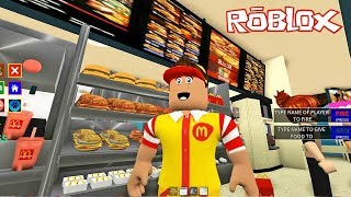 Roblox I'm the New McDonalds District Manager ! || Roblox Gameplay || Konas2002