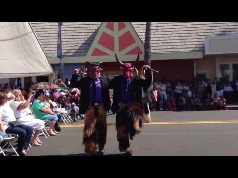 Danza Del Los Diablos de San Sebastian Tecomaxtlahuaca en Oceanside