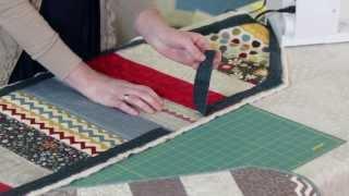 Quilt Tablerunner Class Project | Adornit