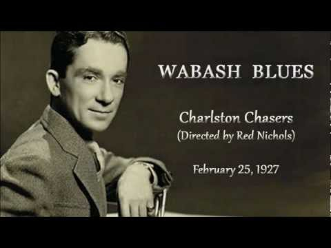 Charleston Chasers - Wabash Blues (1927)
