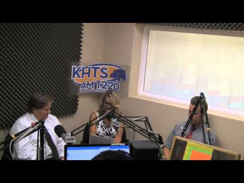 Darbe Nokes: The Credit Gal -- Santa Clarita -- KHTS (Part 1 with Dave and John Babiracki)