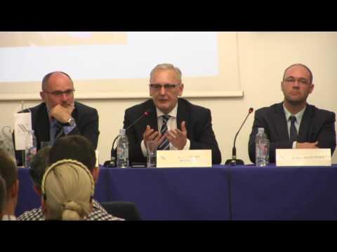 """Dr. sc. Davor Božinović - predstavljanje knjige """"Globalna sigurnost"""""""