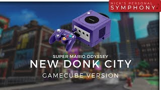 New Donk City in Super Mario Sunshine? | Alternate Reality Game Music