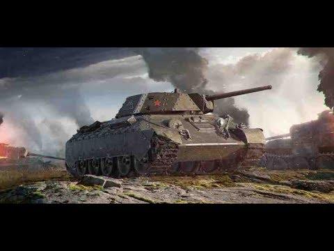 Т-34(Э) - Просто Танк. А вы что ждали?