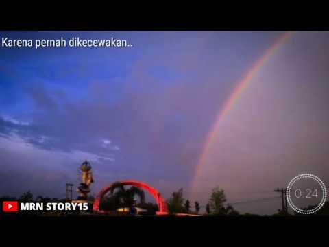 STORY WA DHYO HAW-PELANGI BARUKU