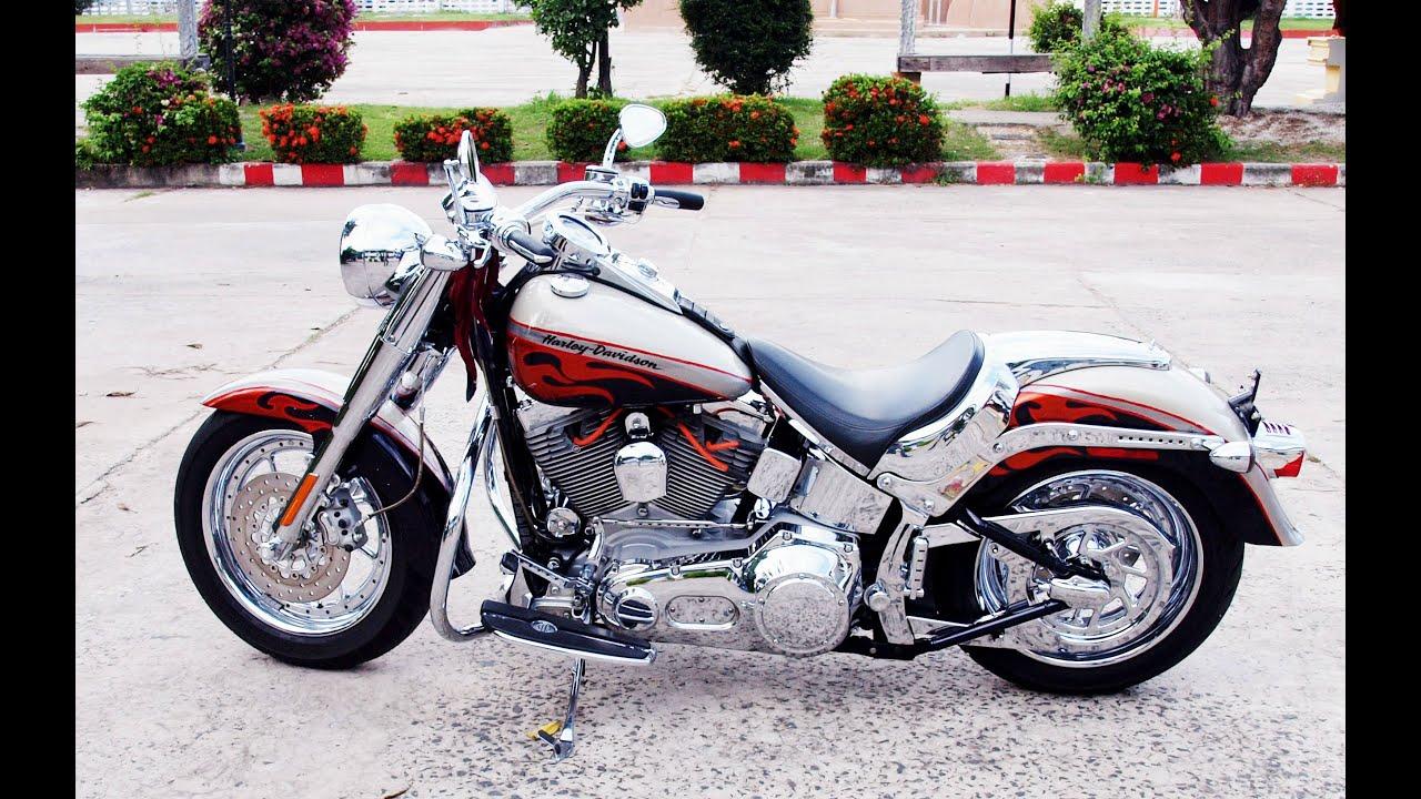 Harley Davidson Cvo Fat Boy