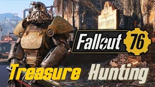 Fallout 76 - Forest Treasure Maps - Maps 1, 2 & 3