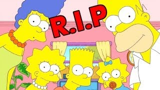Simpsons Is Going To Kill Off A Main Character!