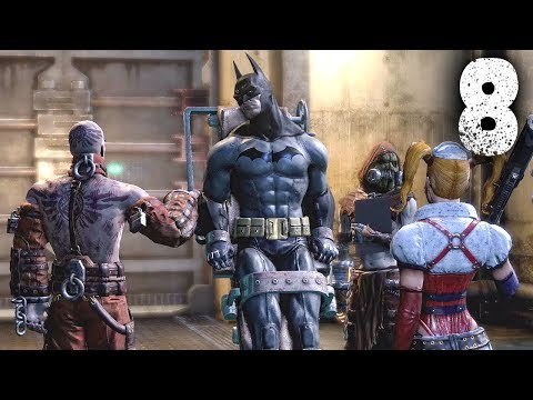 CAPTURED | Batman Arkham Asylum - Part 8